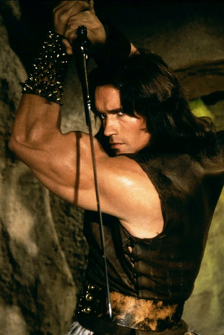 1982, CONAN THE BARBARIAN
