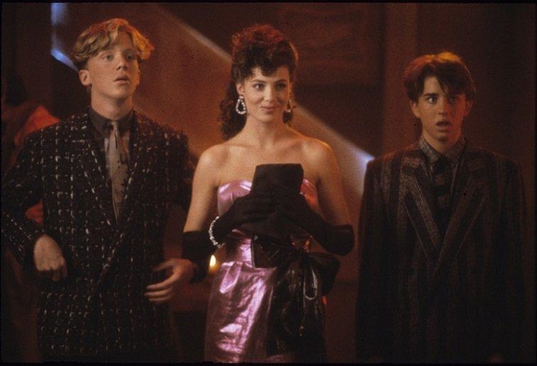 VAMP DES 80's : LISA (KELLY LEBROCK) dans VAMP DES 80's vamp7